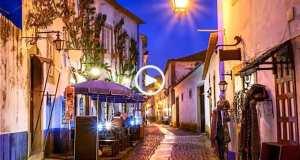 A Magia da noite em Portugal!