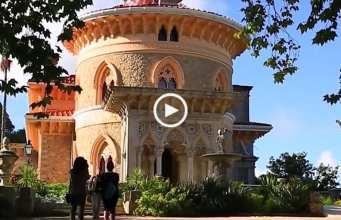 Fabuloso! O Palácio de Monserrate!