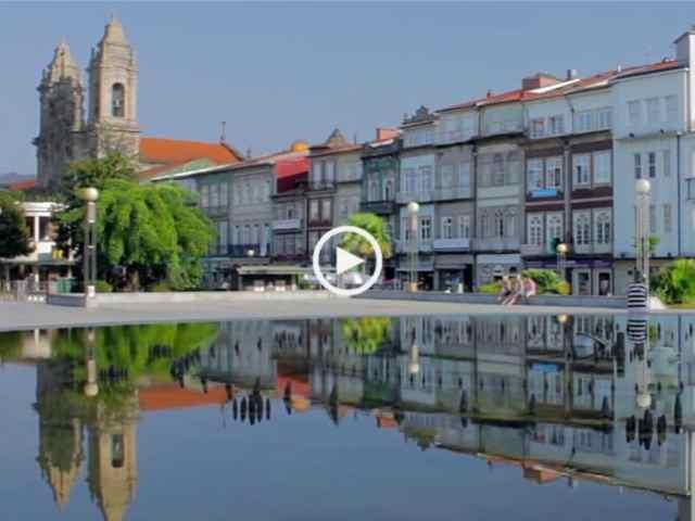 Braga, a pérola do Minho