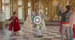 Visita memorável ao Palácio de Queluz