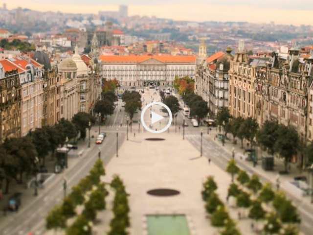 Imortalizando o Porto