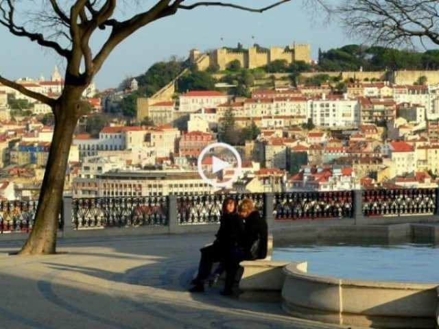 Lisboa, vista imponente