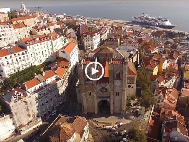 Lisboa é maravilhosa
