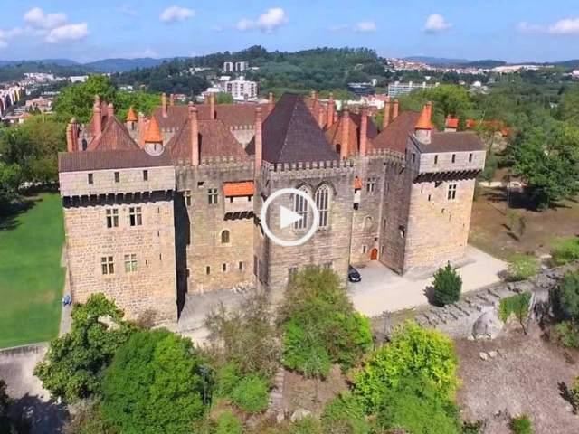 Palácio dos Duques de Bragança