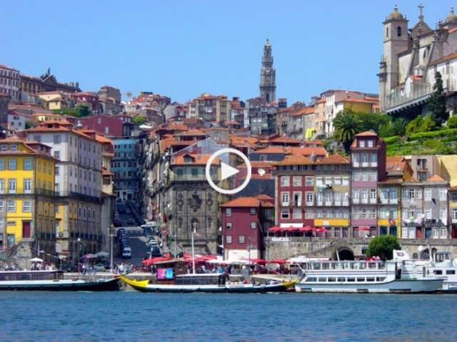 Porto, capital do Norte