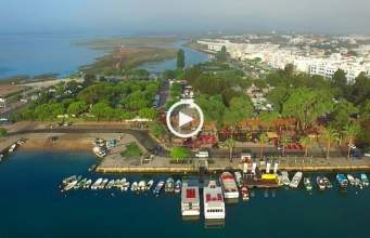 """Ria Formosa e a maravilhosa """"Ilha da Fuzeta"""""""