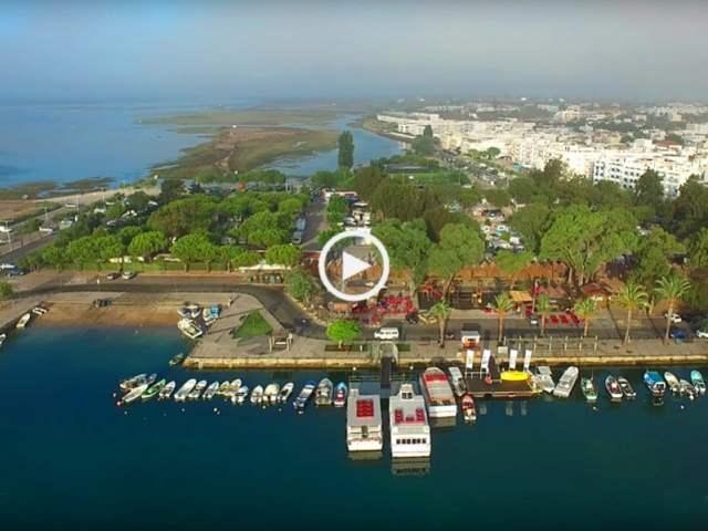 Ria Formosa e a Maravilhosa Ilha da Fuzeta