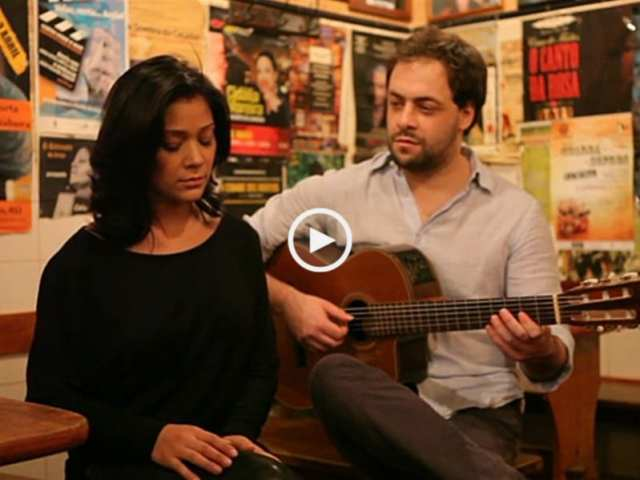 António Zambujo e Raquel Tavares: Para que quero eu olhos