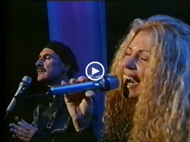 Vitorino e Elba Ramalho