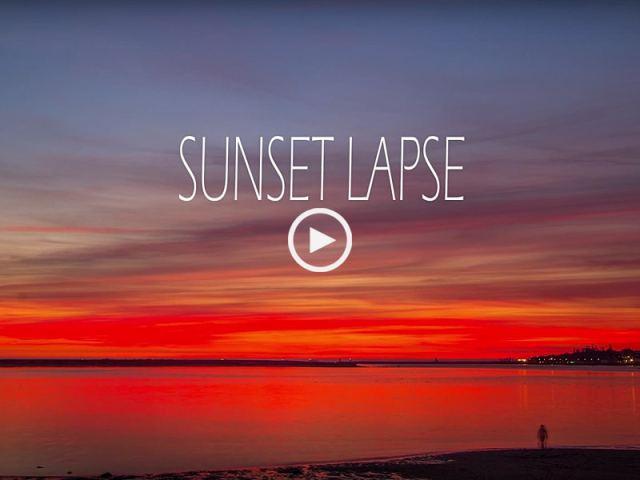 O Deslumbrante Pôr do Sol em Portugal