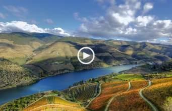 Deslumbrante viagem pelo Douro
