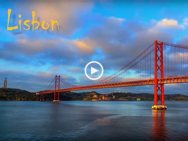 Lisboa, a sedutora