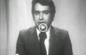 25 de Abril 1974: a primeira notícia na RTP