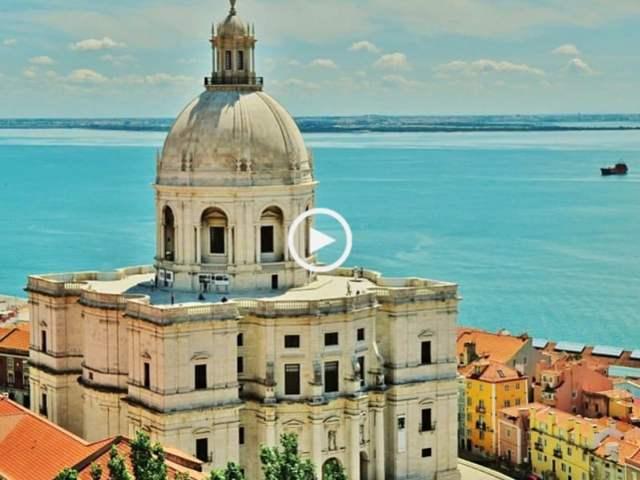 Panteão Nacional acolhe grandes vultos da História Portuguesa!