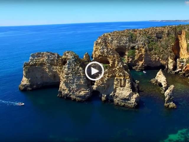 As mais belas paisagens do mundo: Algarve