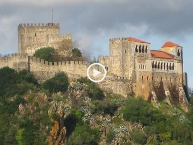 Lendário Castelo de Leiria
