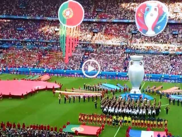 Momentos de Glória: Hino Nacional