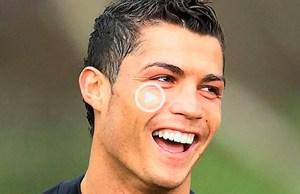 Momentos engraçados com Cristiano Ronaldo