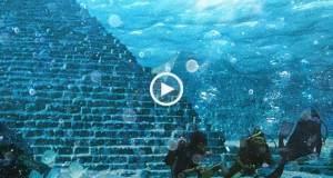 Pirâmide subaquática descoberta nos Açores!