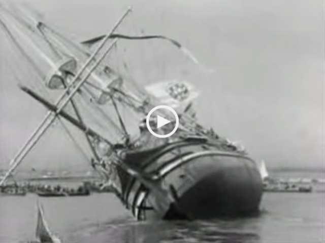 O espetacular acidente da Nau Portugal