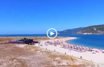 Tróia, o paraíso em Portugal