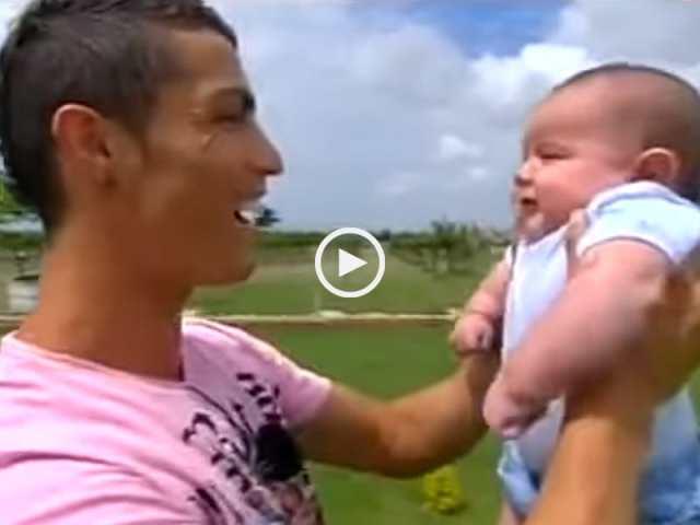 As memórias de Cristiano Ronaldo!