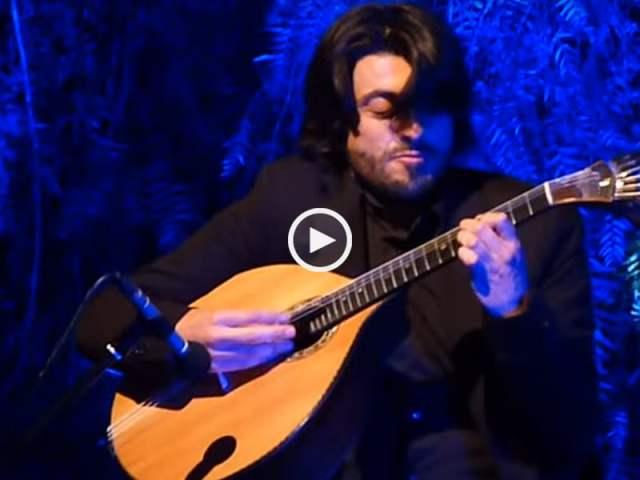 Luís Guerreiro um dos maiores guitarristas portugueses