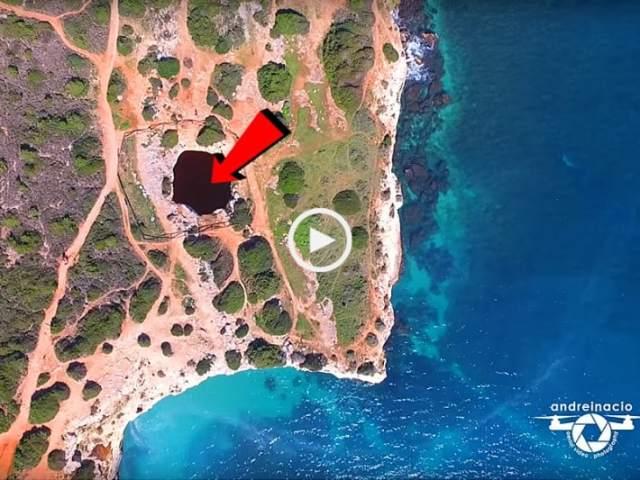 Mergulhando no Segredo escondido do Algarve!
