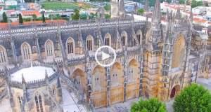Fabuloso Mosteiro da Batalha (Ultra Alta Definição)