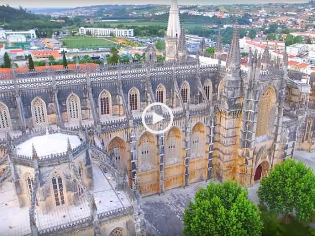 Fabuloso Mosteiro da Batalha