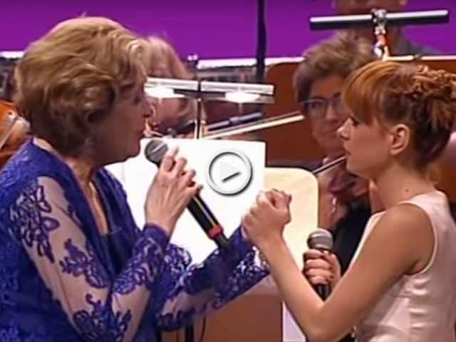 Simone de Oliveira e Marisa Liz Rosa Sangue