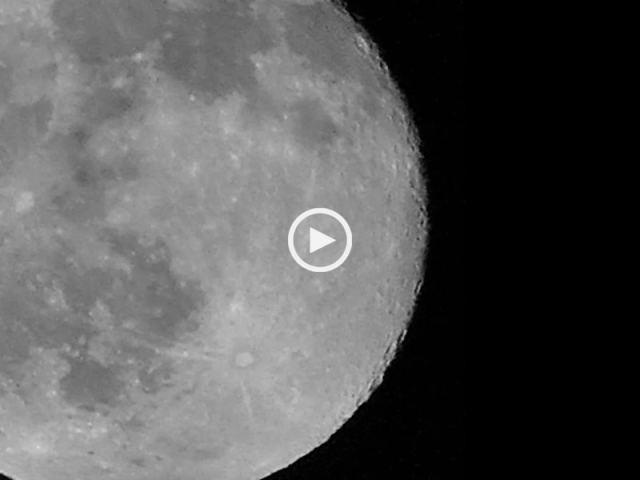 A Super Lua em Portugal, 14 Nov 2016