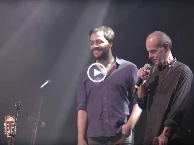António Zambujo e Ney Matogrosso