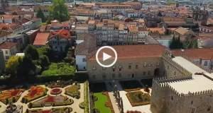 Fantástica Braga, a cidade dos Arcebispos (Ultra Alta Definição)