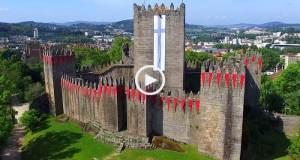 Guimarães, a Cidade Berço (Ultra Alta Definição)
