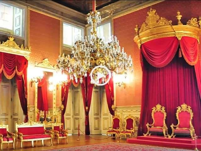 A Residência da Família Real: Palácio Nacional da Ajuda
