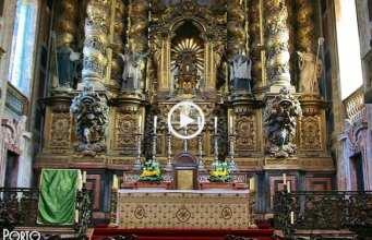 Vamos visitar a fantástica Sé do Porto!