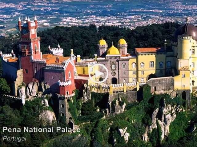 TOP 25 Fantásticos Castelos Medievais!
