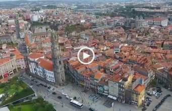 Fabulosa cidade do Porto