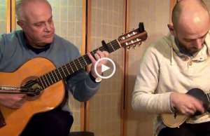 """Ricardo Gonçalves e Chico Gouveia """"Flor de Chá"""""""