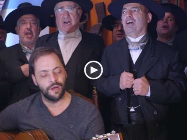 António Zambujo e Rancho de Cantadores da Aldeia Nova de São Bento