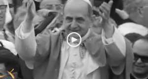 Visita do Papa Paulo VI a Portugal, Maio de 1967!