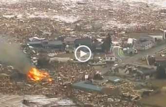 """Catástrofes Naturais """"Tsunami"""" - Imagens Impressionantes!"""