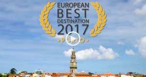 """Porto """"Melhor Destino Europeu 2017"""""""