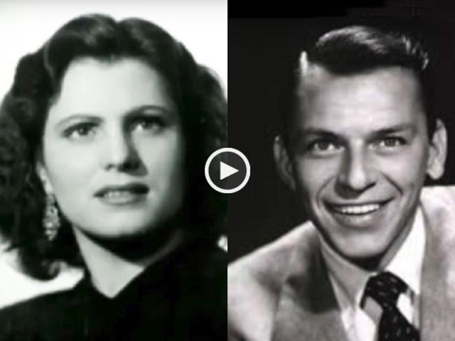 Amália e Frank Sinatra