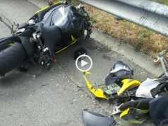 acidente na A28