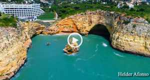 segredo escondido do Algarve