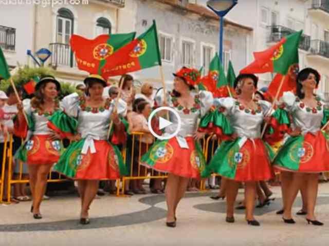 SOU FILHA DE PORTUGAL Maria do Sameiro