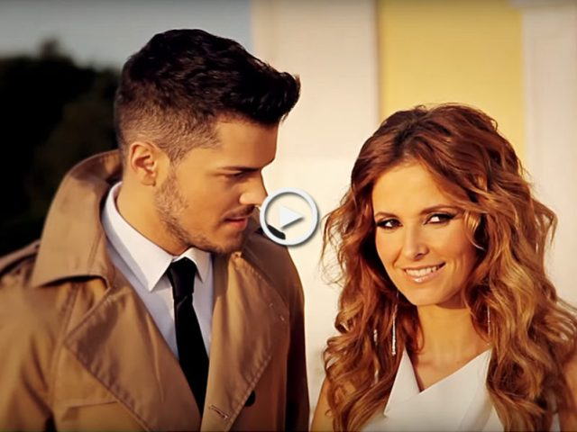 Mickael Carreira e Cristina Ferreira