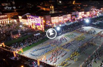 Ponte de Lima no Guinness com 897 concertinas